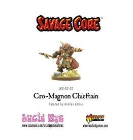 Warlord Games Cro Magnon Chief