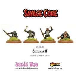 Warlord Games Simians 2