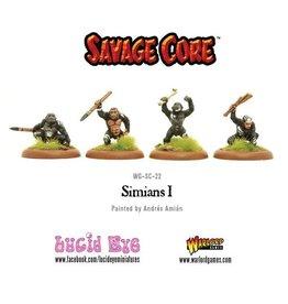Warlord Games Simians 1