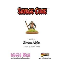 Warlord Games Simian Alpha
