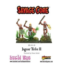 Warlord Games Jaguar Tribe 2