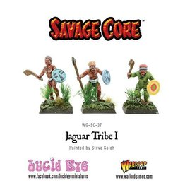 Warlord Games Jaguar Tribe 1