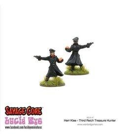 Warlord Games Herr Klee (Nazi treasure hunter)
