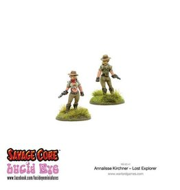 Warlord Games Annalisse (Lost female explorer)