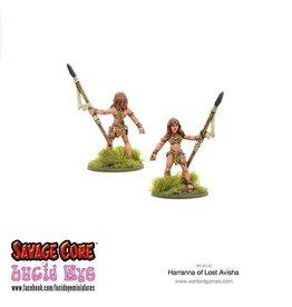 Warlord Games Harranna (Jungle Queen)