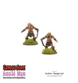 Warlord Games Za Khor (Jungle Lord)