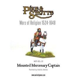 Warlord Games Mercenary Captain Mounted