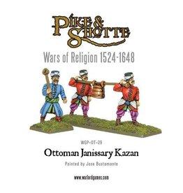 Warlord Games Ottoman Janissary Kazan