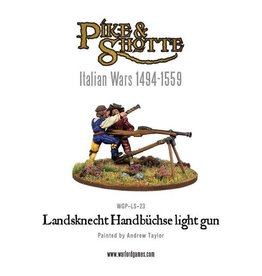 Warlord Games Landsknecht Handbuchse Light Gun