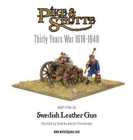Warlord Games Swedish Leather Gun & Crew