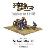 Warlord Games 30 Years War 1618-1648 Swedish Leather Gun Pack
