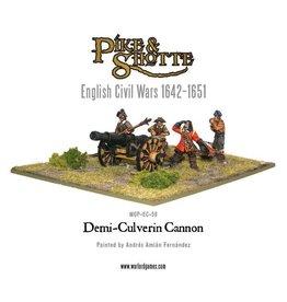 Warlord Games Demi Culverin Cannon