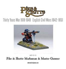 Warlord Games Marksman & Master Gunner
