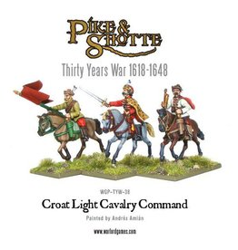 Warlord Games Croat Cavalry Command