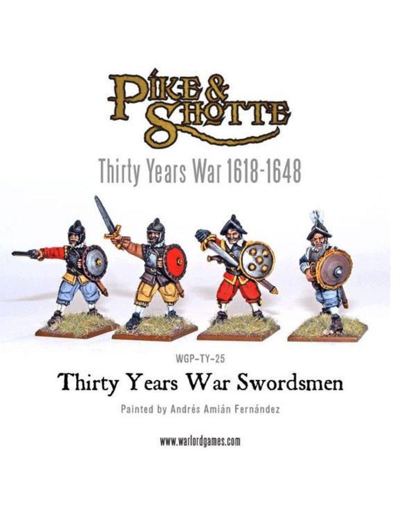 Warlord Games 30 Years War 1618-1648 Swordsmen Pack