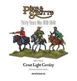 Warlord Games 30 Years War 1618-1648 Croat Cavalry Pack
