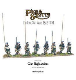 Warlord Games Regular Highlanders