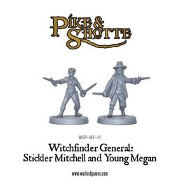 Warlord Games Young Megan And Stickler Mitchell