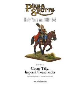 Warlord Games Count Tilly - The Monk In Armour
