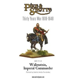 Warlord Games Wallenstein - Imperialist Commander
