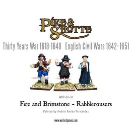 Warlord Games Fire And Brimstone - Rabblerousers