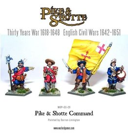 Warlord Games Pike & Shotte Command