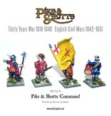 Warlord Games 30 Years War 1618-1648 Pike & Shotte Command Pack
