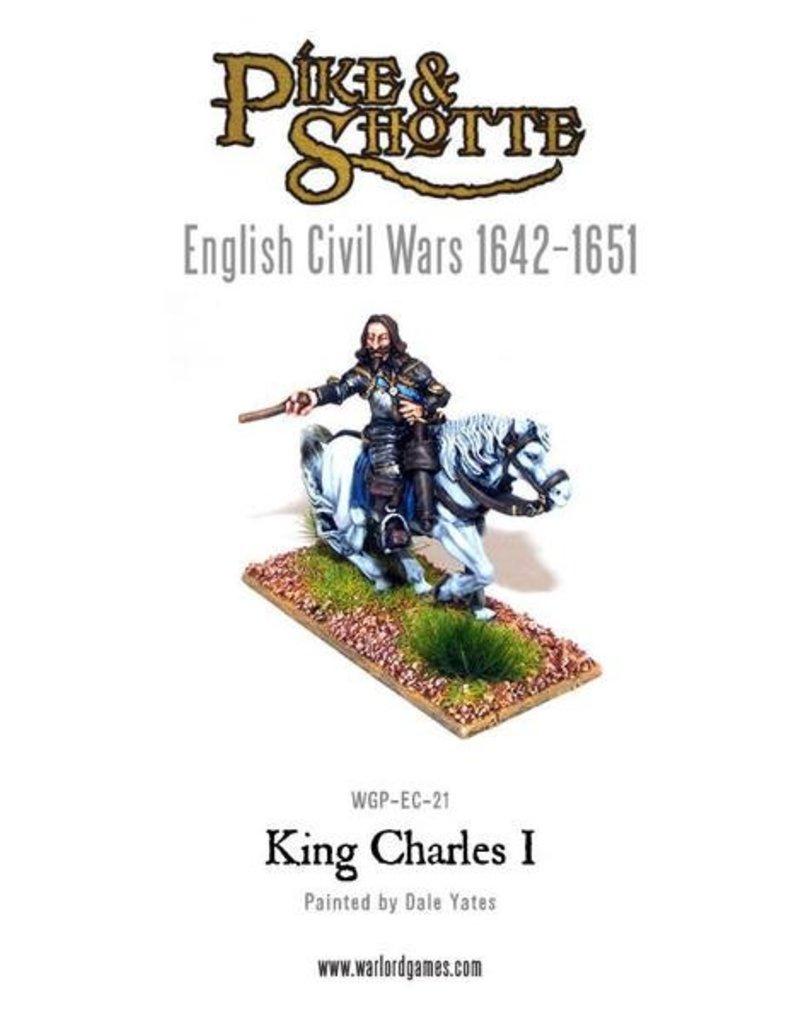 Warlord Games English Civil Wars 1642-1652 King Charles I Pack