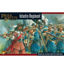 Warlord Games Pike & Shotte Infantry Regiment