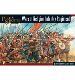 Warlord Games Wars Of Religion Infantry Regiment