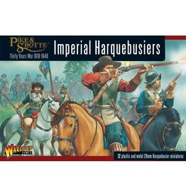 Warlord Games Imperial Harquebiers