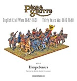 Warlord Games 30 Years War 1618-1648 Imperial Harquebusiers Box Set