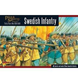 Warlord Games 30 Years War Swedish Regiment
