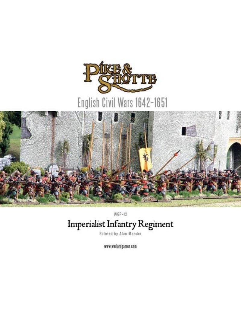 Warlord Games 30 Years War Imperialist Regiment