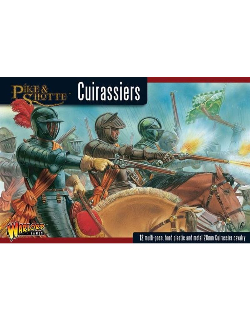 Warlord Games 30 Years War 1618-1648 Cuirassiers Box Set