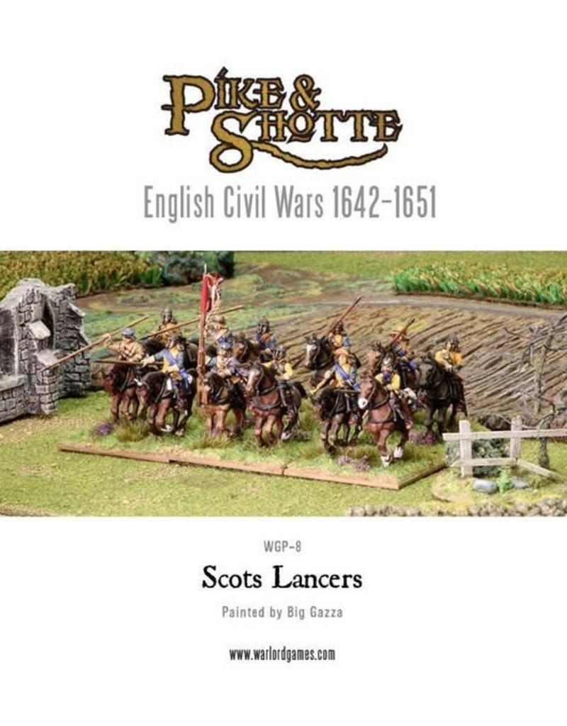 Warlord Games 30 Years War 1618-1648 Scots Lancers Box Set
