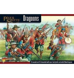 Warlord Games Dragoons (12 mounted, 12 dismounted)
