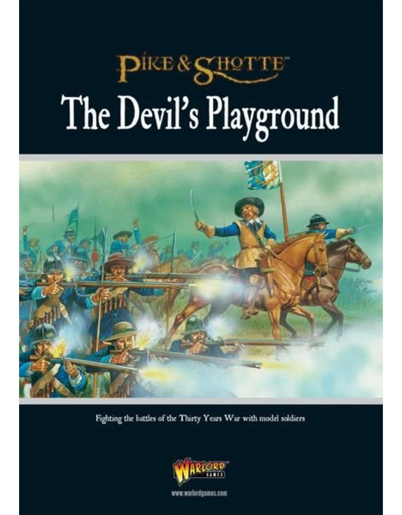 Warlord Games The Devil's Playground Supplement Book (Thirty Years War)