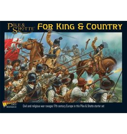 Warlord Games For King & Country Starter Set