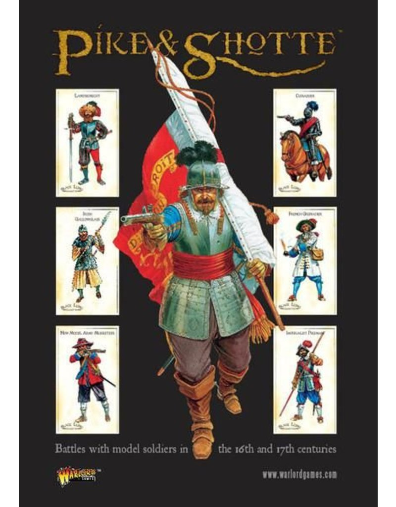 Warlord Games Pike & Shotte: For King & Country Starter Set