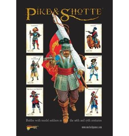 Warlord Games Pike & Shotte Rulebook