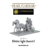 Warlord Games Bronze Age Hittite Light Chariot Pack