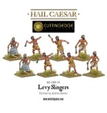 Warlord Games Bronze Age Egyptian Levy Slingers Pack