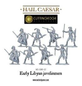 Warlord Games Egyptian Libyan Javelinmen