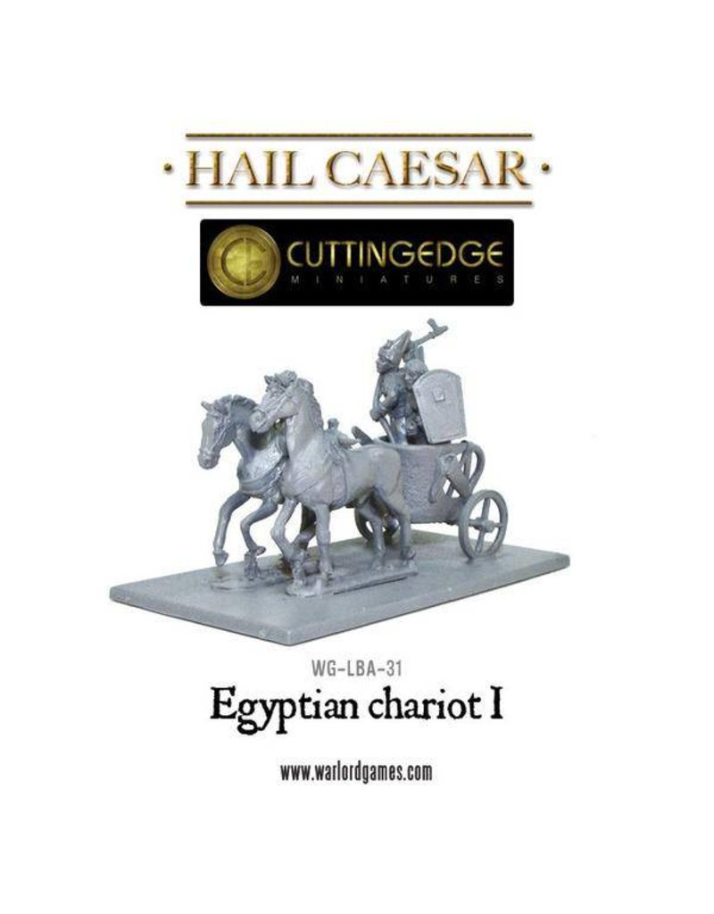 Warlord Games Bronze Age Egyptian Chariot
