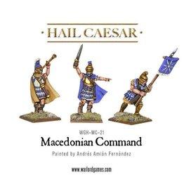 Warlord Games Macedonian Command