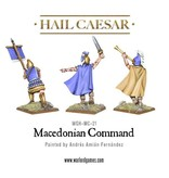Warlord Games Aegean States Macedonian Command Pack