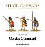Warlord Games Aegean States Greek Command Pack