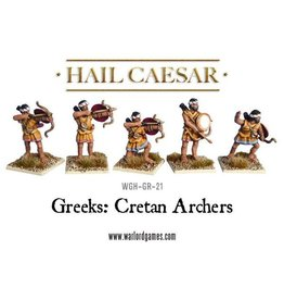 Warlord Games Greek Cretan Archers