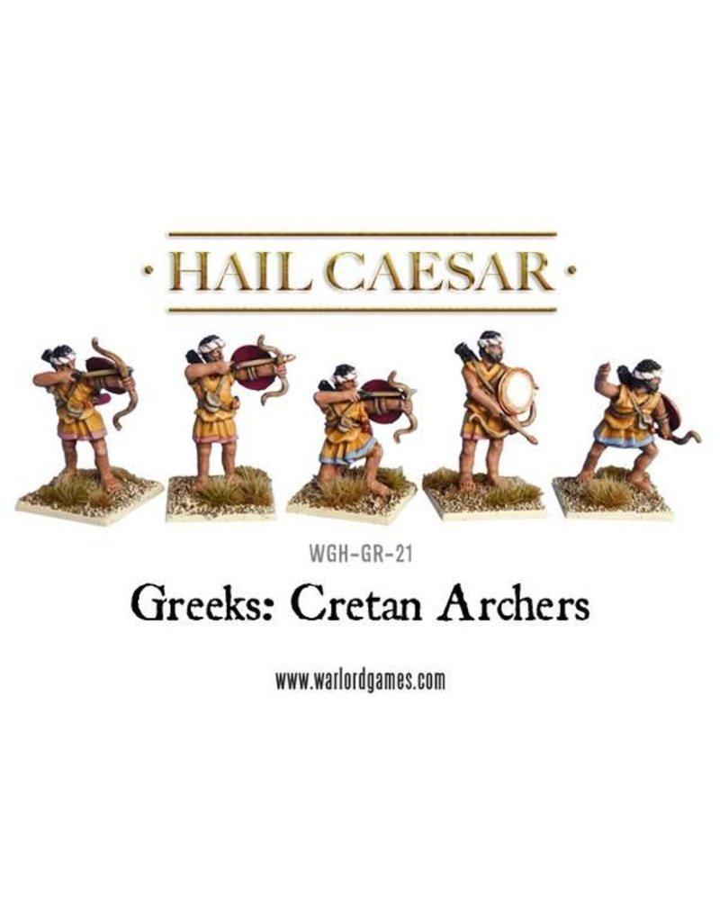 Warlord Games Aegean States Greek Cretan Archers Pack